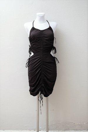 Cut Out Stretch Kleid
