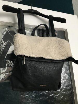 Topshop Backpack black