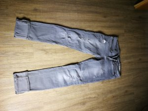 Tommy Hilfiger Jeans stretch gris clair