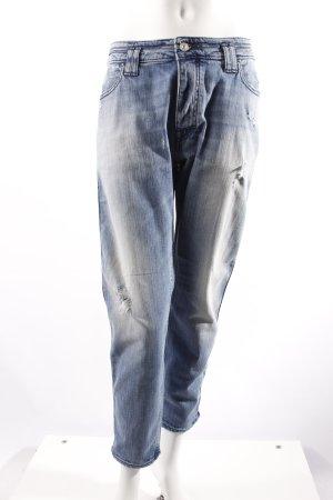 Cycle Boyfriend Jeans blau