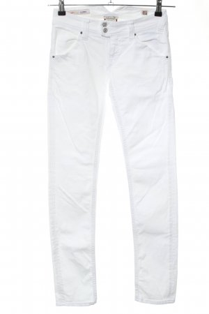 Cycle Skinny Jeans white casual look