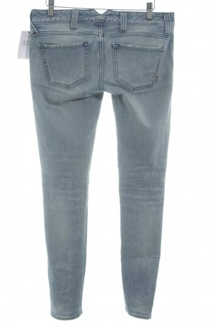 Cycle Skinny Jeans hellblau Casual-Look