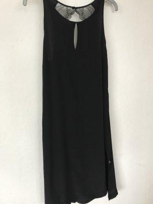 Cyell Négligé noir soie