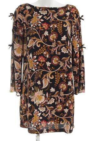 Cynthia Rowley Longsleeve Dress allover print casual look