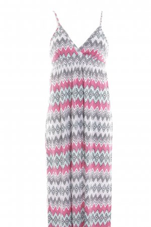 Cynthia Rowley Maxi Dress allover print casual look