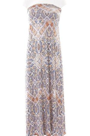 Cynthia Rowley Midi Dress mixed pattern casual look