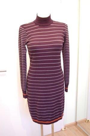 Cynthia Rowley Knitted Dress multicolored merino wool