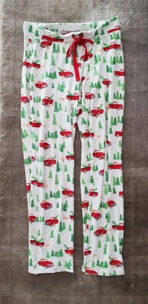 cynthia rowley sleepwear Pyjama Pyjamahose loungewear Homewear Weihnachten Christmas