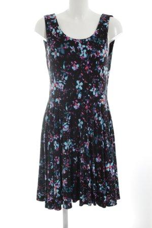 Cynthia Rowley Stretch Dress allover print casual look