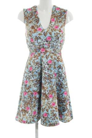 Cynthia Rowley Pinafore dress allover print casual look