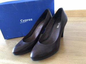 Cypres Pumps brown leather