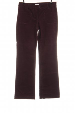 Cyrillus Corduroy Trousers brown casual look