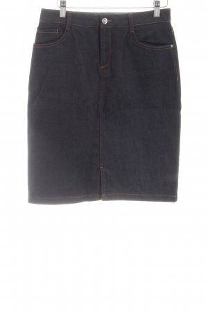 Cyrillus Denim Skirt blue casual look