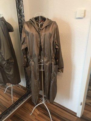 Cyrillus Heavy Raincoat grey brown