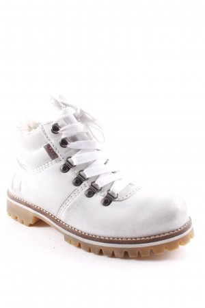 D.A.T.E. Collection Lace-up Booties multicolored casual look