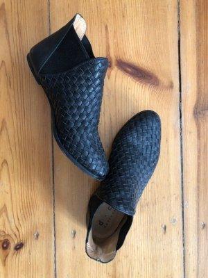 d. Co Copenhagen Chelsea laarzen zwart Leer