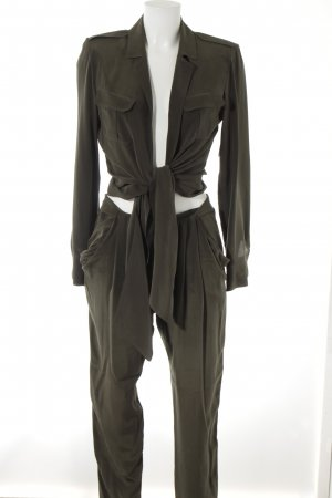 D. Exterior Kostüm khaki Casual-Look