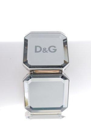 D&G Bracelet argenté style extravagant