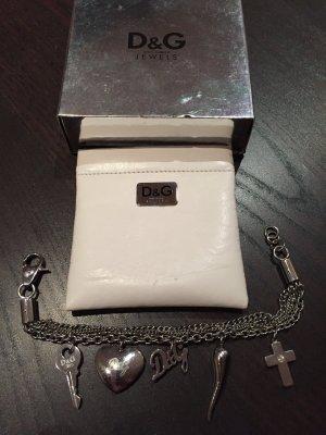 D&G Bettel Armband silberfarben