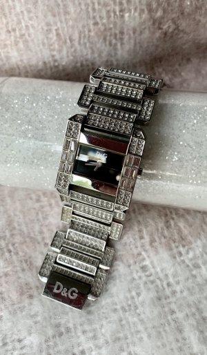 Dolce & Gabbana Orologio analogico argento