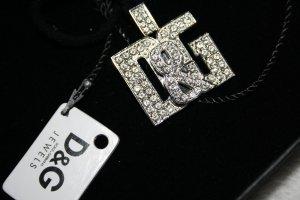 Dolce & Gabbana Colliers ras du cou noir