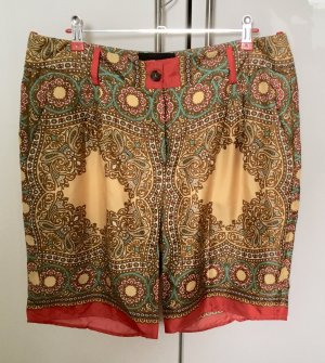 Dolce & Gabbana Shorts multicolored silk