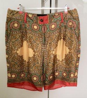 D&G Dolce Gabbana Shorts aus 100% Seide