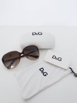 D&G Dolce & Gabbana Sonnenbrille 8086 1781/13  NEU