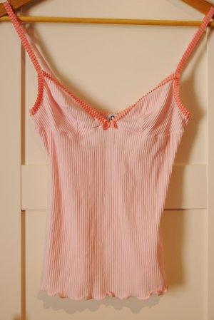 D&G Dolce & Gabbana underwear camisole Top rosa