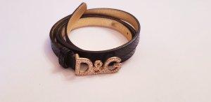 Dolce & Gabbana Cinturón negro