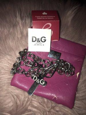 Dolce & Gabbana Collier argenté