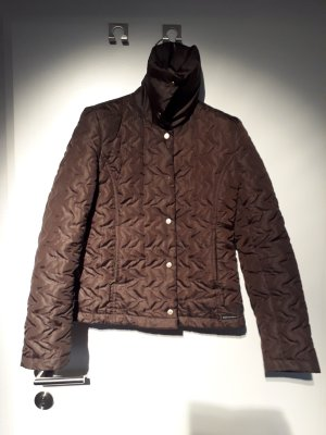 Dolce & Gabbana Quilted Jacket bronze-colored-brown
