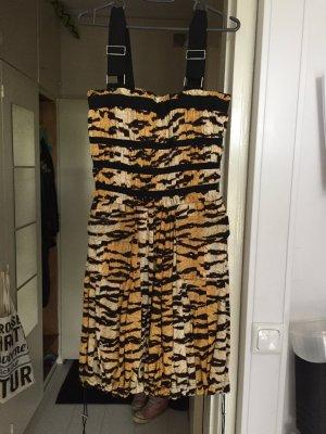 D&G Kleid mit Tigermuster