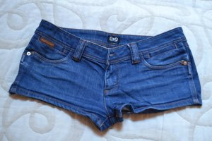 D&G kurze Jeans Short - Designer Hot Pants