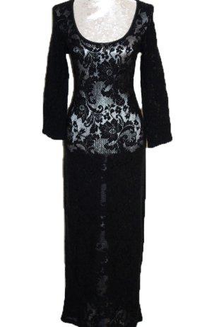 *  ,,D&G''   Luxus  Spitzen-Kleid  *  Gr. M-L *