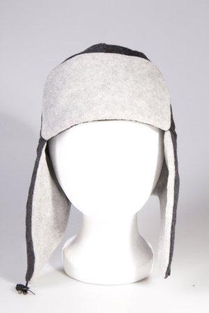 D&G Mütze dunkelgrau