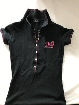 D&G Original Dolce & Gabbana Poloshirt Gr.S