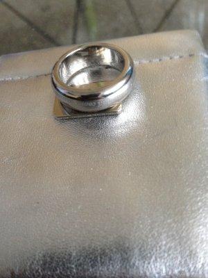 D&G ring 18 silber gravur