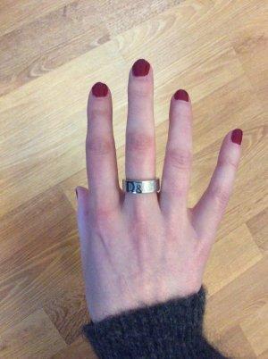 D&G Ring aus Edelstahl
