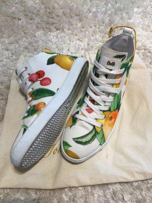 D&G Sneaker Schuhe, Größe 37,5, fällt wie 38 aus