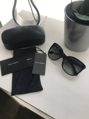 D&G Sonnenbrille schwarz DD 3090