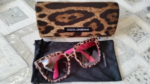 D&G Sonnenbrille Top Leo On Fuxia / Violet Gradient