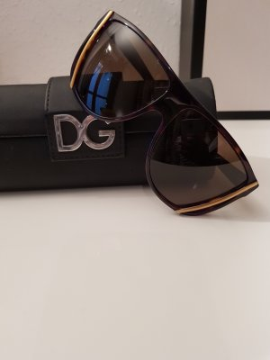 Dolce & Gabbana Glasses dark yellow-bronze-colored