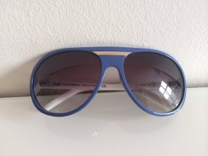 Dolce & Gabbana Sunglasses white-blue