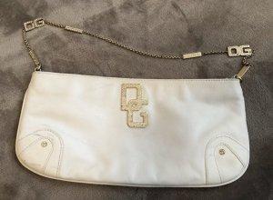 Dolce & Gabbana Borsa clutch bianco