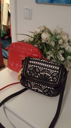 Dolce & Gabbana Borsa a spalla bianco-nero