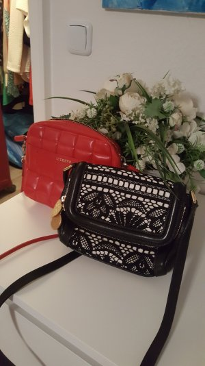 Dolce & Gabbana Crossbody bag white-black