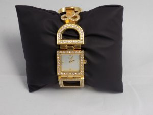 D&G Time Watch Strass Applikation
