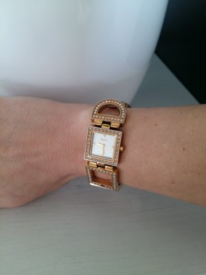 Dolce & Gabbana Watch With Metal Strap gold-colored