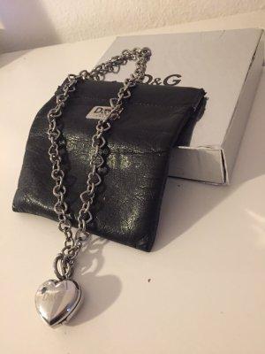 Dolce & Gabbana Medaillon zilver-lichtgrijs